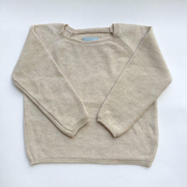 sweater padova beige