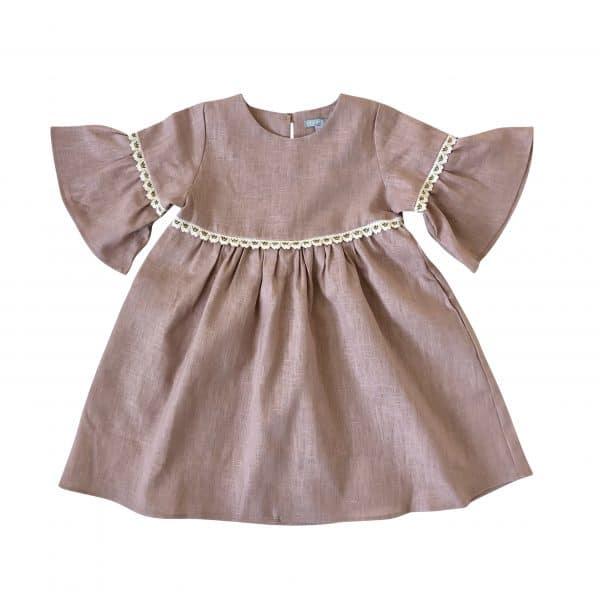 Bella dress pink