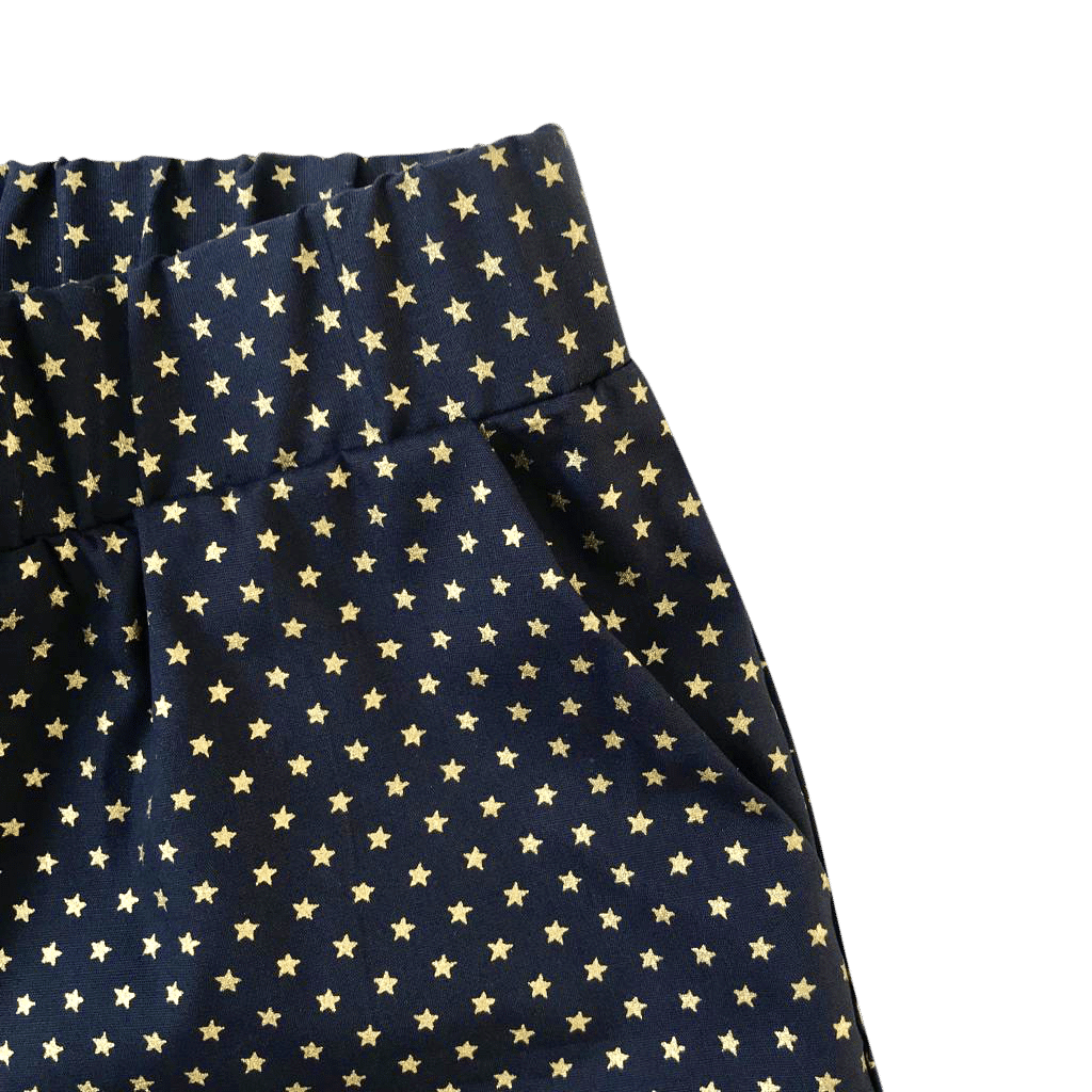 Short Soutport stars detail