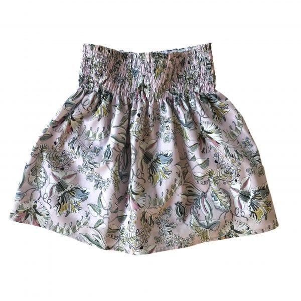 bella skirt big flower